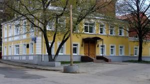 Дом на Гендриков переулке
