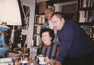 Инна Вася и Эльдар